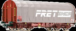 Покривала за вагони